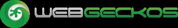 Logo WebGeckos