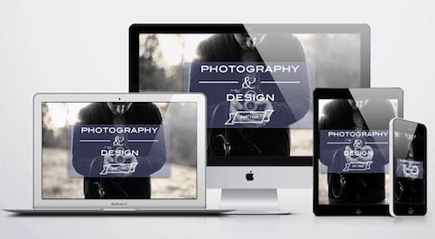 WordPress Theme Fotografie - GeckosPhoto